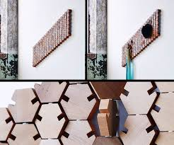 Coat Rack Definition Interesting Hanging Geometric Coat Rack Coat Racks Wall Mount And Carpentry