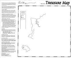 Design A Treasure Map Activity Treasure Map