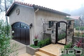 dynamic garage doorMediterranean Revival 04  Custom Architectural Garage Door
