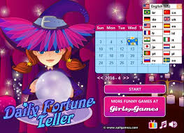 daily fortune teller a free girl game on girlsgogames com