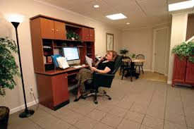 home office in basement. Interesting Home While Yahoo For Home Office In Basement B