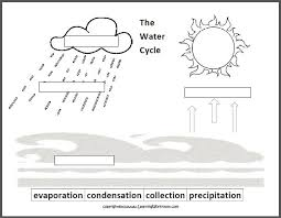 Small Picture 8 best Water Cycle images on Pinterest Water cycle activities