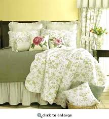 High End Bedding Quilts Luxury Quilted Bedspreads Super King Bed ... & Oversized King Quilt Brighton Toile Green Garden Luxury Bedding Luxury Bedding  Quilt Sets Luxury Quilted Bedspreads Adamdwight.com