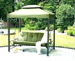outdoor swing with canopy swing set canopy replacement wooden swing with canopy patio swing canopy replacement
