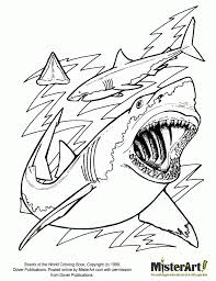 Small Picture Megalodon Coloring Pages jacbme