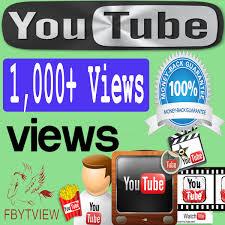 Buy 1000 YouTube Views For $1.00 - Cheap, Real & Guaranteed!