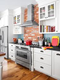 old kitchen furniture. Kitchen And Exposed Brick Old Furniture P