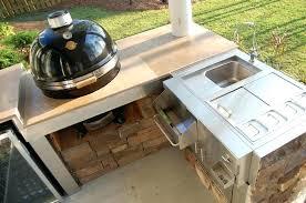 outdoor countertops material best kitchen choosing granite