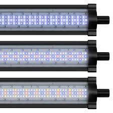aquarium led fish tank lighting freshwater r marine replaces t5 t8