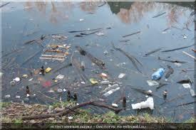 Экологические проблемы Украины Загрязнение воды