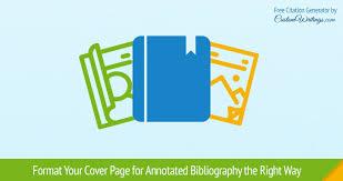 annotated bibliography internet source mla