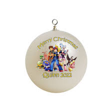 Pokemon Christmas Ornament #3