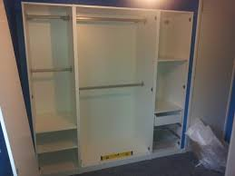 pax hinged door wardrobes
