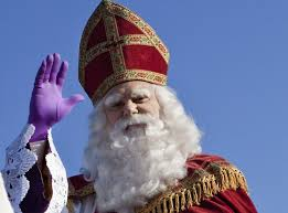 saint nick in france an easy french story with english translation
