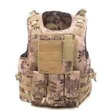 Online Shop <b>Tactical Vest</b> Amphibious Battle <b>Military Molle</b> ...