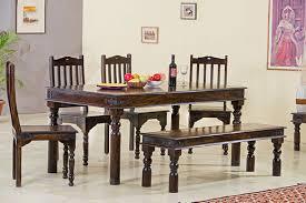 Esstisch 120x80cm U0026quot;Florenzu0026quot; Palisander Massiv Holz Möbel Tisch  Holztisch Esszimmer