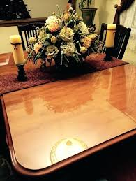 glass cover for dining table customer project custom cut glass table cover round glass top dining