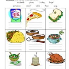 Small Picture Health and Nutrition Worksheets Have Fun Teaching