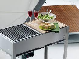 Modular Outdoor Kitchen Modern Luxury Camping Trailer Design With - Modern outdoor kitchens