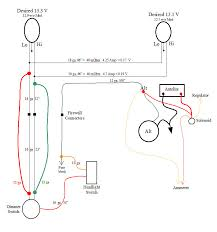 66 mustang headlight wiring diagram wiring diagrams 7 headlights in a 39 66 ford mustang forum