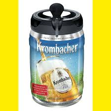 krombacher pils 5l easy zapf system