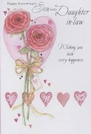 a son and daughter in law anniversary card happy anniversary Wedding Card Verses For Son And Daughter In Law happy anniversary son and daughter in law wishing wedding anniversary quoteshappy anniversaryanniversary cardshappy wedding card messages for son and daughter in law
