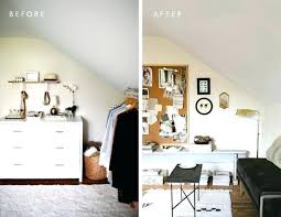 turn closet into office. Wonderful Closet Turn Closet Into Office Turning  Before And  With Turn Closet Into Office