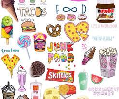 food tumblr collage. Simple Food Food Pizza And Oreo Image Intended Food Tumblr Collage F