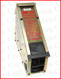 Rowe Cigarette Vending Machine Custom Rowe Hopper 4848 HiCapacity Coin Hopper For Front Load Changers