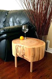 tree trunk furniture dining table root base medium size of coffee india