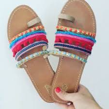 Women's Kay Slide Sandals Mossimo Supply Co. - Target Finds
