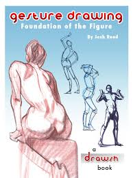 new book gesture drawing foundation of the figure