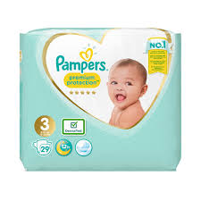 Pampers Size Guide Boots