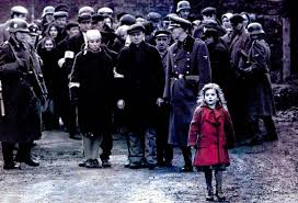 the girl in red symbolism schindler s list the