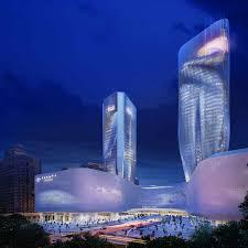 7 Days Inn Beijing Huamao Center Branch Beijing Buildings China Architecture E Architect