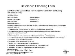 Employment Reference Questions Template Check Free Pre Comeunity Info