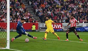 محمد صلاح أسرع لاعب يسجل الهدف رقم 100 في تاريخ ليفربول الإنجليزي - CNN  Arabic