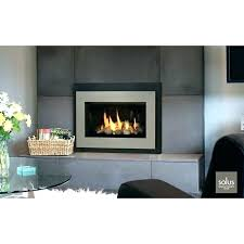 eye catching contemporary gas fireplace inserts on beautiful ventlesodern