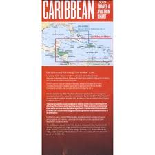 Northern Eastern Caribbean Vfr Chart