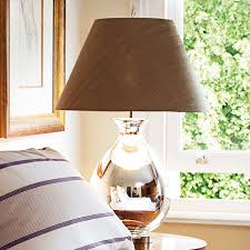 full size of bedroom overwhelming bedroom table lamps empire shade shape brown fabric shade clear