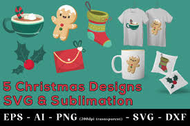 1000 are you serious free vectors on ai, svg, eps or cdr. 5 Christmas Designs Svg Sublimation Graphic By Admaioradesign Creative Fabrica