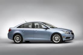 GM Prices 2011 Chevy Cruze from $16,995, Compares it with the ...