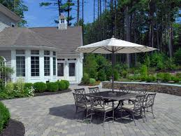 simple patio designs with pavers. Captivating Paver Patio Designs 14 1405407207913 . Simple With Pavers