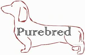 dog breeds alphabetical. Brilliant Breeds A Image Of A Drawn Dog With The Words Purebred In It Intended Dog Breeds Alphabetical