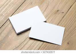 Blank Business Card Template Blank Business Card Template Images Stock Photos Vectors