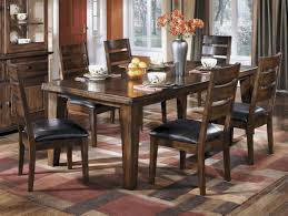 Ashley Furniture Kitchen Table Set Buy Ashley Furniture Larchmont Rectangular Dining Room Extension