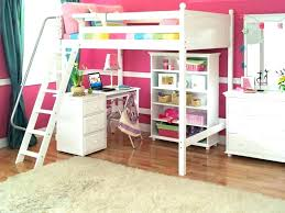 awesome loft beds with desk and couch. Brilliant Couch Loft Bed With Desk And Couch Bunk Underneath  Sofa Awesome Beds In