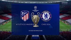 Atletico De Madrid VS Chelsea FC [ Champions League ] Gameplay - YouTube
