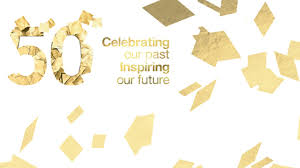 Corporate Celebration 50th Anniversary Celebrating Our Past Inspiring Our Future