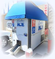 Kooler Ice Vending Machine Locations Amazing KoolerIceMachine